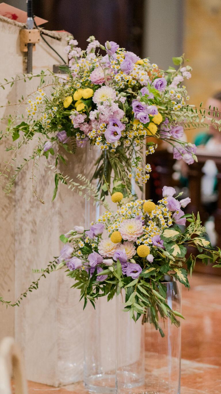 matrimonio eco green, fiori italiani,  fiori in movimento
